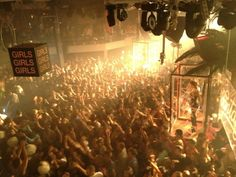 F*** Me I'm Famous Party with David Guetta — at Pacha.