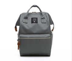 d7456e2cdef4 Japan Anello Fashion Backpack Rucksack Unisex Canvas Quality School Bag  Campus