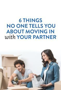 tips for moving in together and staying happy #relationships