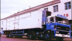 Old Lorries, Old Trucks, Buses, Transportation, The Unit, Classic, Trucks, Derby, Busses
