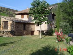 Molí Nou, Peñarroya de Tastavins, Teruel  http://www.toprural.com/Apartamento-rural/Mol%C3%AD-Nou_15141_f.html