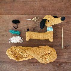 Kawaii Crochet, Cute Crochet, Crochet Crafts, Crochet Baby, Crochet Projects, Knit Crochet, Crochet Animal Patterns, Stuffed Animal Patterns, Crochet Patterns Amigurumi