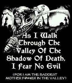 Evil has no limitation