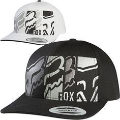 46c032fa8da 2014 Fox Racing Head Rush Snapback Casual Motocross MX Apparel Cap Hats Fox  Brand