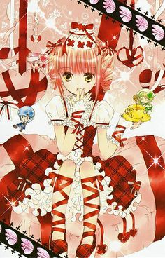 Hinamori Amu - Amulet Angel