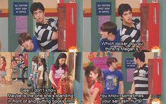 Haha Drake and Josh :)