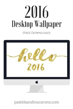 Free New Year Deskto