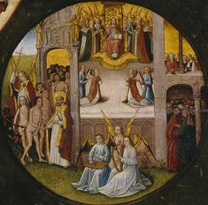 I Sette peccati capitali  e le 4 ultime cose (Paradiso)