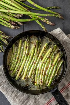 Grill Pan, Asparagus, Grilling, Vegetables, Food, Griddle Pan, Studs, Crickets, Essen