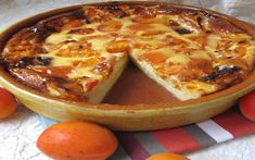 1 Flan aux abricots qui a fait le tour du monde... ultra facile et inratable No Cook Desserts, Easy Desserts, Summer Pie, Creme, Macaroni And Cheese, Deserts, Food And Drink, Cooking, Breakfast