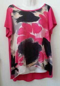 e6d01985a1a51 Plus Size Women Oversize Knit Long Sleeve Blouse Baggy Top Ladies V Neck T  Shirt