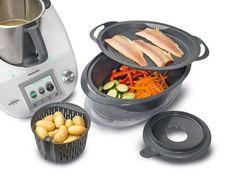 Robot de Cocina Thermomix ® Cocina más fácil con tecnología digital