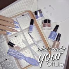 uses her OttLite to help her create her amazing pieces of nail art! What's under your OttLite? Tag us or hashtag for a chance to be featured! Healthy Eyes, Light Crafts, Desk Light, Floor Lamp, Eyeshadow, Study, Nail Art, Lighting, Create
