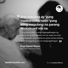 Tagalog Quotes, Qoutes, Art Drawings Sketches, Wise Words, Quotations, Quotes, Word Of Wisdom, Quote, Shut Up Quotes
