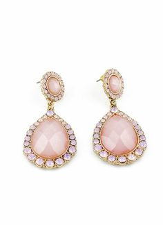124bf0690f9 Fossil JF02498791 Ladies Rose Gold Steel Stud Earrings | Anniversary ...