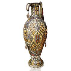 Imperial  Moroccan Vase