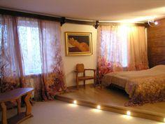 Yaga textile design of the bedroom