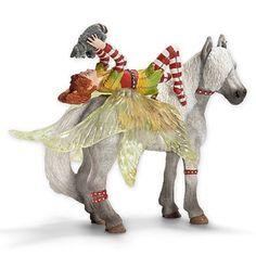 *NEW* Schleich 70427 Bayala Marween & Racoon Piuh & Horse - RETIRED #SchleichModels