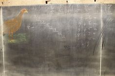 Haunting chalkboard drawings, frozen in time for 100 years, discovered in Oklahoma school - The Washington Post Teaching Multiplication, Math, Chalkboard Drawings, Chalkboard Lettering, School Chalkboard, Teaching Techniques, Frozen In Time, Old Mother, The Washington Post