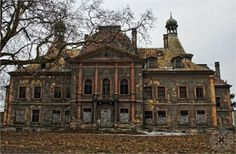 Forgotten mansion in Poland | 70 Abandoned Old Buildings..