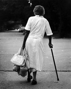 Going Home, 3rd Ward, Houston, TX, 1992
