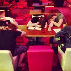 They look tired xD Imagine Dragons