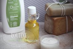 ROUTINE BEAUTE - SOINS NATURELS