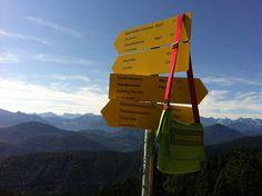 Wellness-Genuss pur. Ob man wandern als #Wellnesstrend bezeichnet oder nicht, die bayrischen Alpen sind jeden Höhenmeter wert