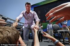 """New York Jets quarterback Tim Tebow attacks sports stars for failing to be positive role models"" DailyMail (June 18, 2012)"