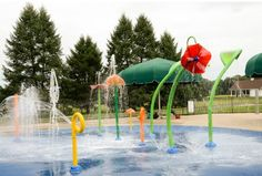 Best Water Playgrounds and Splash Pads in NJ | MommyPoppins - Things to do in New Jersey with Kids