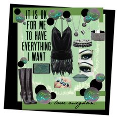 """✴☆💚EVERYTHING I WANT💚☆✴"" by craftychick77 ❤ liked on Polyvore featuring York Wallcoverings, WithChic, Charles by Charles David, QVC, Hemingway, Essie and GUESS"