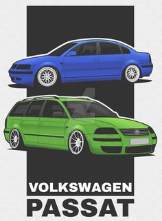 S4 B5 Avant kombi wagon for Audi A4 2x car silhouette stickers
