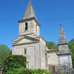 Eglise de Comps