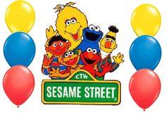 Free Sesame Street Printables