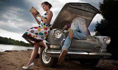 Laat aan je man zien dat je hem nodig hebt; laat hem je auto repareren ;) //Foto: Unsplash