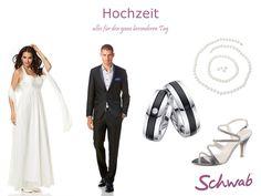 In Führjahr und Sommer kann man perfekt #Hochzeit feiern. Bei uns gibt's Mode, Geschenke und mehr für diesen ganz besonderen Tag.
