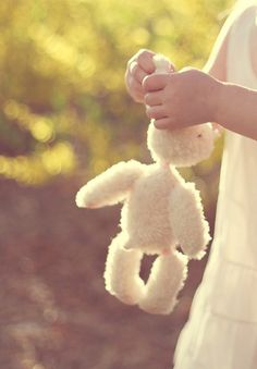 """Spring came, and they had long days in the garden, -The Velveteen Rabbit <3"