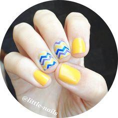 Instagram photo by little_nails #nail #nails #nailart