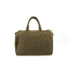 4a012ce85eb3 Louis Vuitton Brown Monogram Canvas Idylle Speedy 30 Satchel Bag Handbag  Louis Vuitton Collection