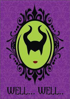 Maleficent welcome sign, Maleficent party, Maleficent DIY Disney Magic, Disney Art, Disney Pixar, Walt Disney, Maleficent Art, Malificent, Maleficent Quotes, Deco Disney, Disney Decendants