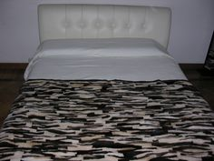 Mink bed cover - www.dellera.com
