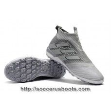 adidas ace tango 17+ purecontrol tf soccer training silver black store