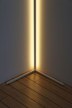The Corner Bright Light, freestanding floor lamp designed to fill a corner with . - Maggie Peck - - The Corner Bright Light, freestanding floor lamp designed to fill a corner with .