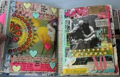 Kelly Kilmer Artist and Instructor: 13 April 2013 Journal Pages