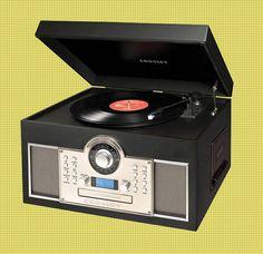 La platine audiocopieuse