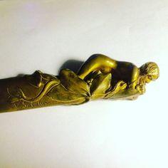 Art Nouveau, Art Deco, Casting, Circa, Bronze, London, London England, Art Decor