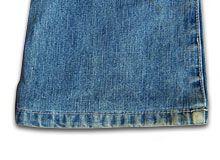 Jeans kürzen mit Orginalsaum