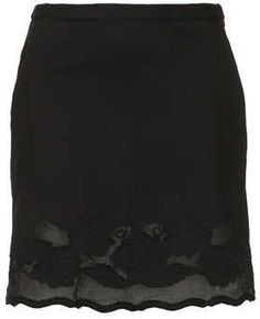 #Topshop                  #Skirt                    #Black #Cutout #Aline #Skirt #Skirts #Clothing      Black Cutout Hem Aline Skirt - Skirts - Clothing                              http://www.seapai.com/product.aspx?PID=364071
