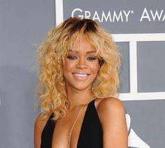 Rihanna aux Grammy Awards 2012