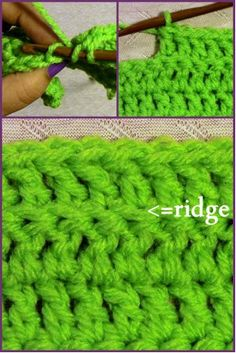Adding Ruffles to Your Crochet Patterns